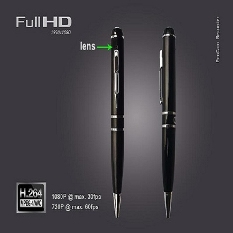 HD Pen Video Camera (1920*1080P Resolution)