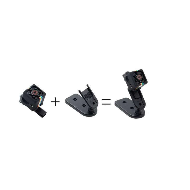 Mini Camera SQ11,1080P HD Night Vision