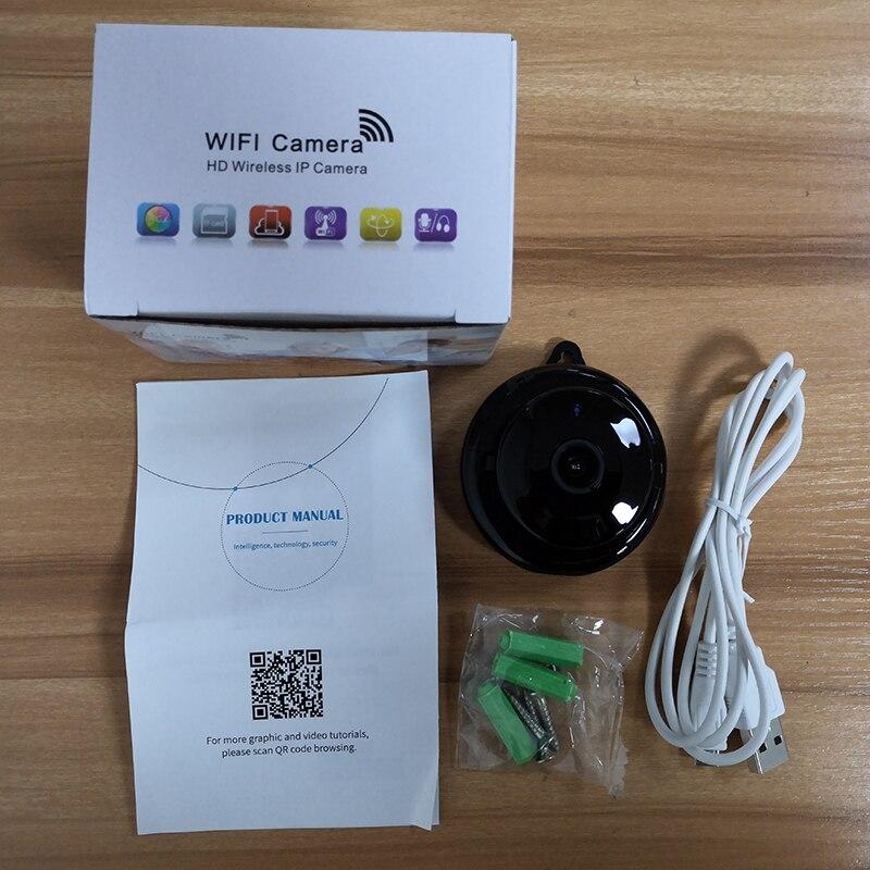 IR MINI WIFI CAMERA V380 APP 1080P HD