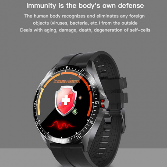 GW16 Smart Watch Heart Rate Monitor Blood Pressure Sleep Monitoring Incoming Call Weather Display Android IOS