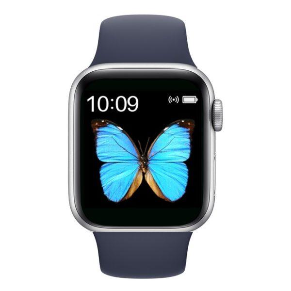 T500 Smart health Watch Heart Rate Monitor Apple Design Blue